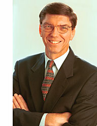 Professor Clayton M. Christensen.
